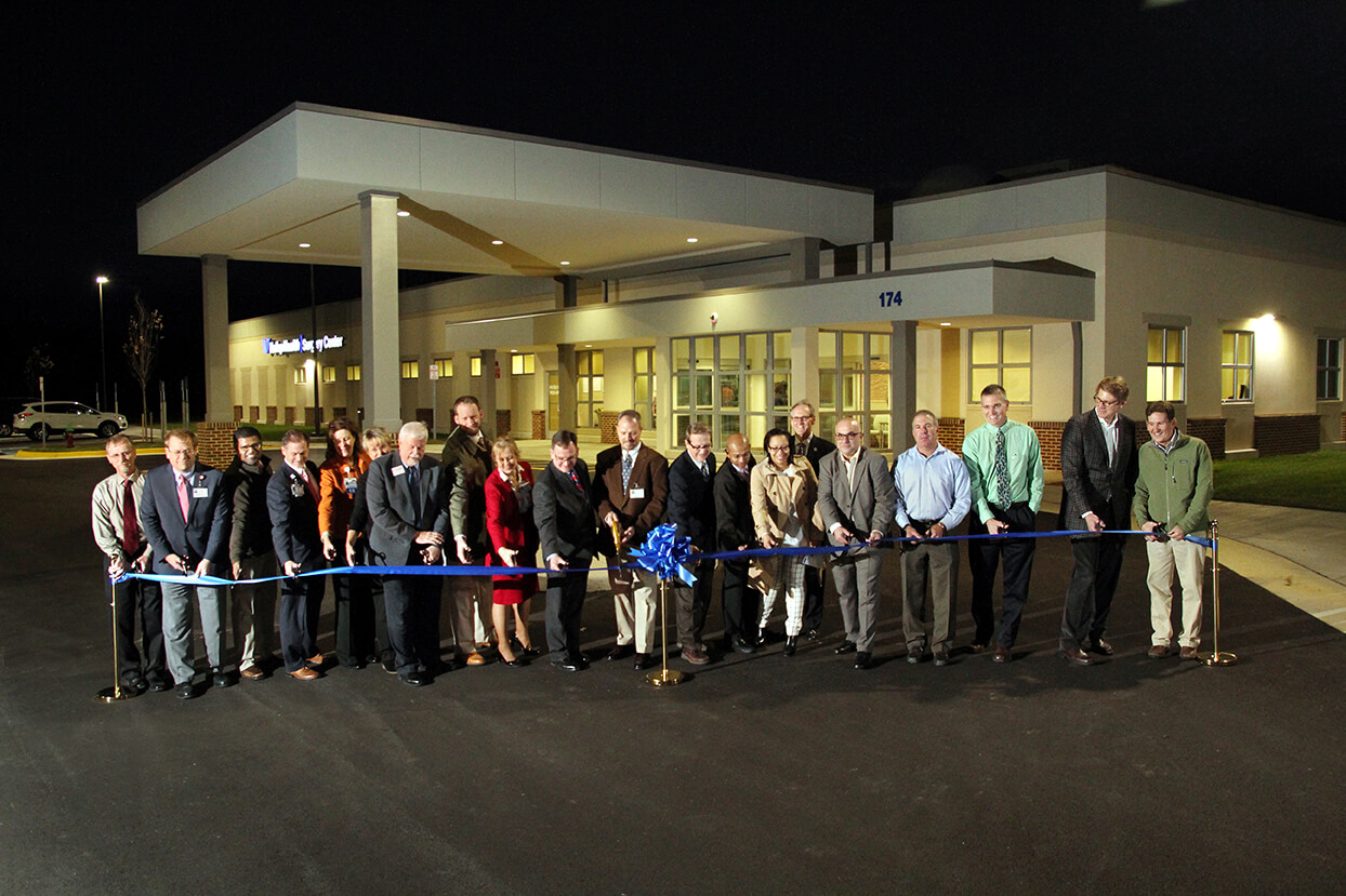 Valley Health Surgery Center grand opening
